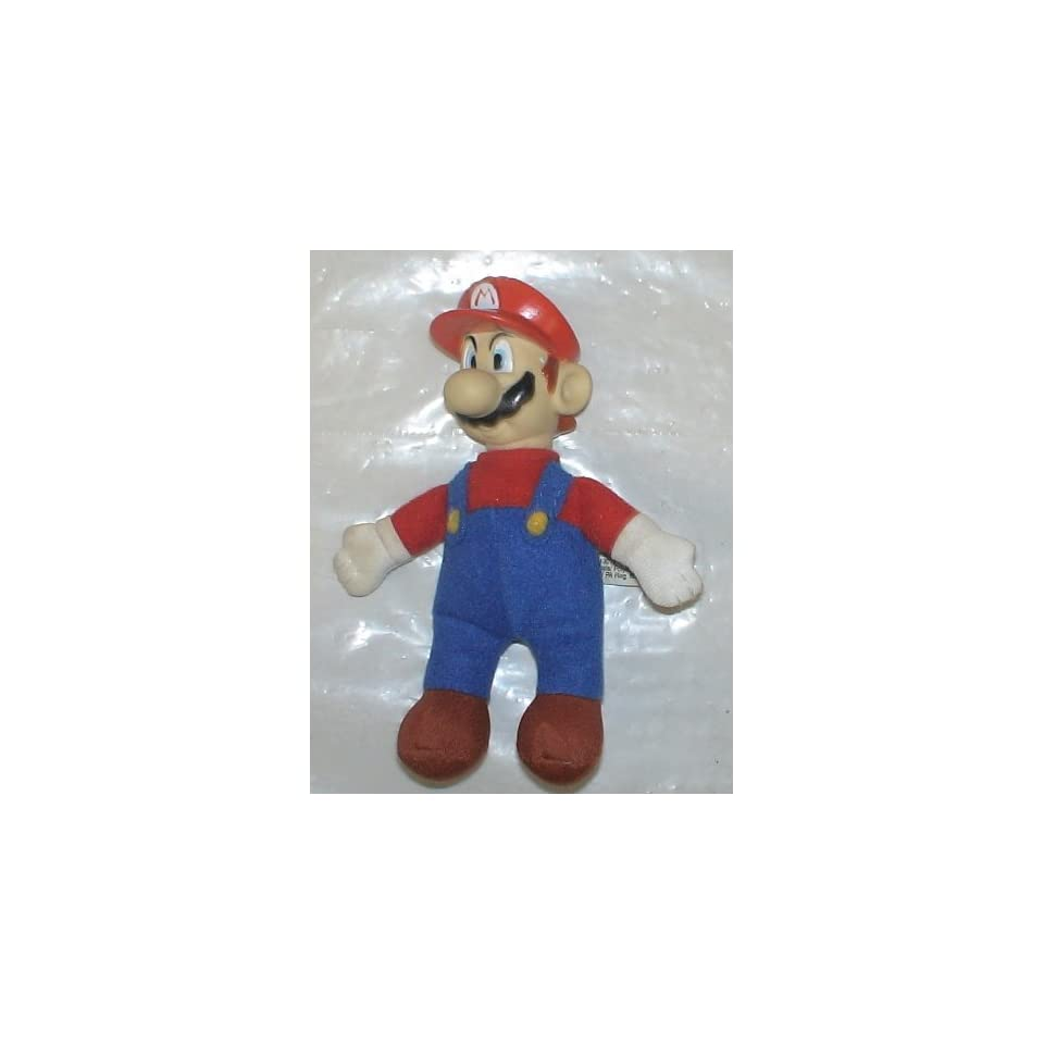 Vintage Nintendo Super Mario Bros. 3 Plush Figure
