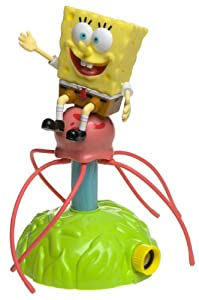 SpongeBob SquarePants Sprinkler