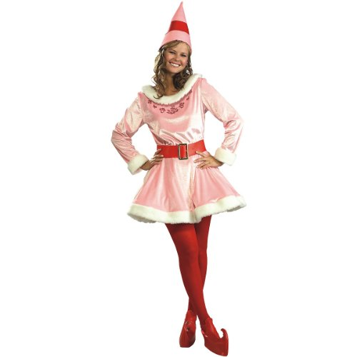 Deluxe Jovi the Elf Costume - Medium - Dress Size 10-14