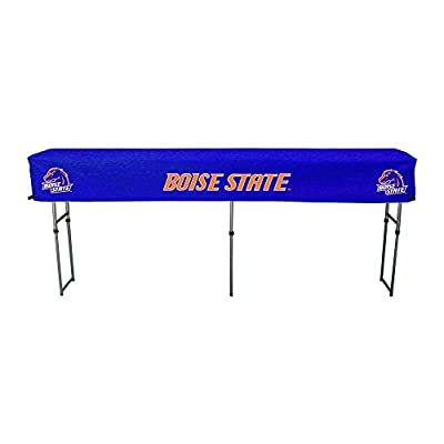 Rivalry Sports College Team Logo Boise State 6 Foot Table Cover