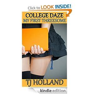 My First Threesome (College Daze)