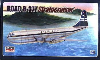 Buy Boeing B-377 BOAC Stratocruiser 1-144 by Minicraft