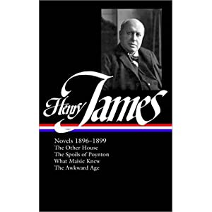 henry james major stories and essays library of america