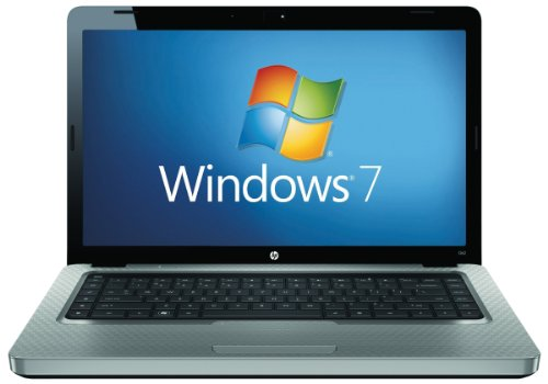 HP G62-B27SA Notebook PC 15.6 Inch (AMD Athlon II Dual-Core Processor P340,  3 GB RAM, 500 GB HDD, Genuine Windows 7 Home Premium 64-bit)
