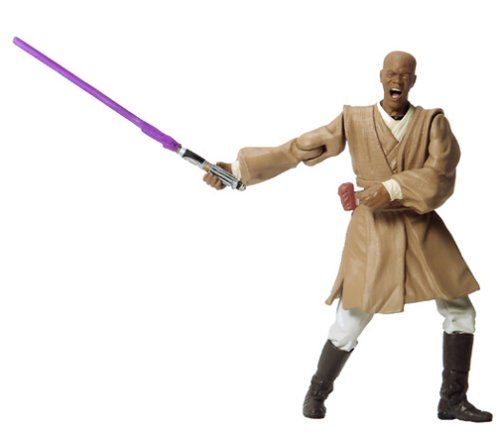 Attack of the Clones Mace Windu (Geonosian Rescue)