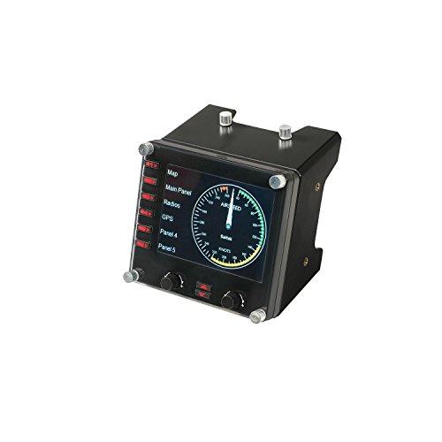 Saitek PZ46 Pro Flight Instrument Panel Switch Accessoire pour jeu de PC Flight Simulator X