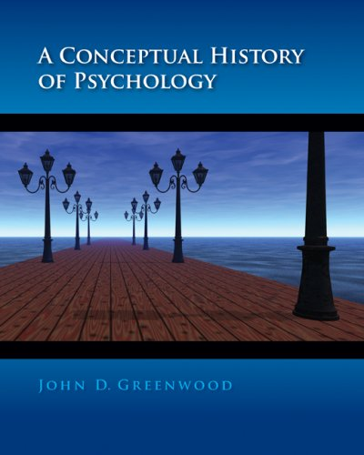 John Greenwood - A Conceptual History of Psychology
