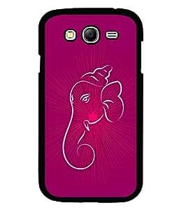 printtech Lord Ganesha Glow Aura Back Case Cover for Samsung Galaxy Grand 2 G7102::Samsung Galaxy Grand 2 G7106