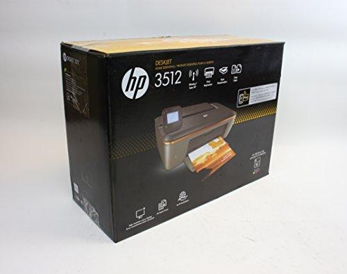 Hp deskjet 3512 usb 2 0 wireless n all in one color inkjet for Best home office hp inkjet printer