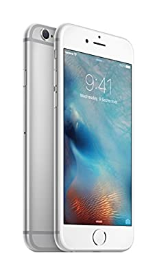 Apple iPhone 6s (Silver, 128GB)
