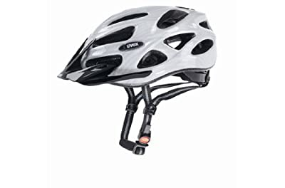 Uvex Women's UH579 Onyx Helmet - White Carbon, 52-57cm by Uvex