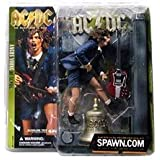 """AC/DC Angus Young """"Hell's Bell's"""" Action Figure by McFarlane Toys"""