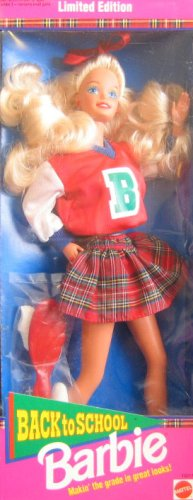 BACK TO SCHOOL BARBIE 1992 - 1