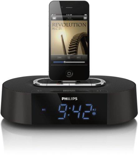 philips-alarm-clock-radio-30-pin-speaker-dock-for-ipod-iphone-aj7030dg-37-black