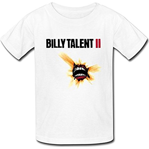Fly&Tian Youth Heart Brand Billy Talent T-Shirt