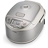 Tiger 3-Cup Micom Rice Cooker and Warmer