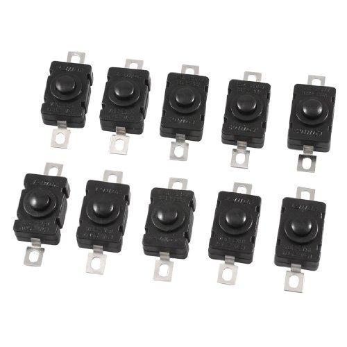 10-pezzi-2-terminali-radio-shack-spst-interruttore-a-pulsante-motivo-ac-dc-15-a-250-v-per-torcia