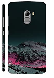Aatank Premium Printed Mobile Case Back Cover for Lenovo Vibe K4 Note