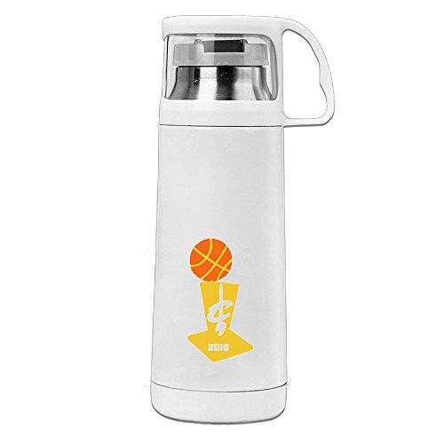 [Baboy 2016 Basketball King Leakproof Stainless Steel Traveler Coffee Mug] (Roomba Costume Pattern)