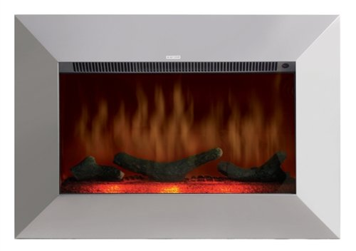 2kw Remote Control Electric Wall Mounted Fire Log Flame Effect
