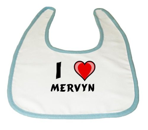 baby-bib-with-i-love-mervyn-first-name-surname-nickname