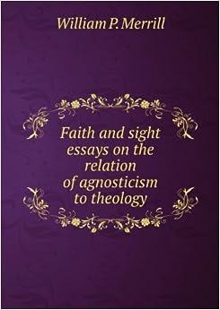 essay on agnosticism