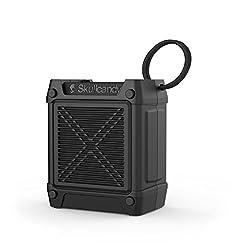 Skullcandy Shrapnel 2.0 Bluetooth Speaker With Mic (Black)