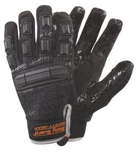Amazon Com Body Guard Safety Gear Gloves Sports Amp Outdoors