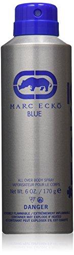 Marc Ecko Body Spray, Blue, 6 Ounce (Marc Ecko Blue compare prices)