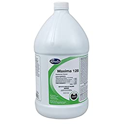 Brulin 161041-04 Maxima 128 Disinfectant Cleaner, 1 gal