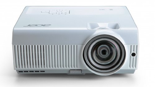 Acer S1210 Short Throw DLP Projector, 2500 Ansi Lumens, Carry Case Included.