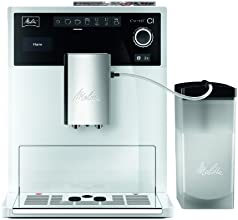 Melitta E 970-102 weiß Kaffeevollautomat Caffeo CI -One-Touch-Funktion -LCD-Display -Milchbehälter