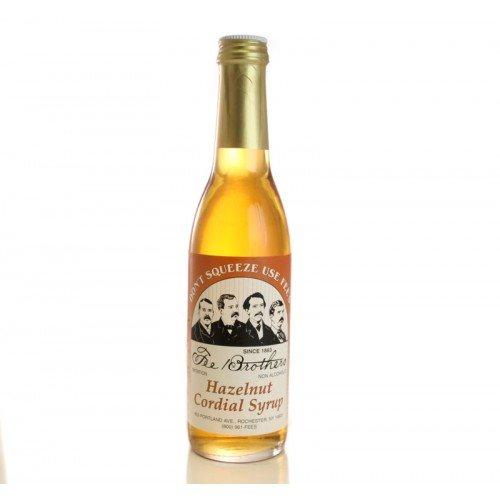 Fee Brothers Hazelnut Cordial Syrup -12.8 Oz 1 Each