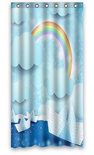 Polyester Shower Curtain, Cartoon Darkwing Duck, Size (W*H) 48*72 ...