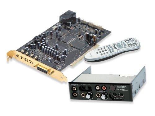 Creative Sound Blaster X-Fi Platinum Fatal1Ty Champion Series (Eng/Fr)