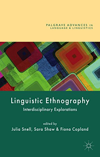 an introduction to the analysis of ethnography