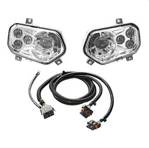 Polaris Atv Sportsman 400/500/800/Xp Led Light Headlight Kit - Pt# 2878542