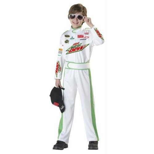 Costumes For All Occasions CC00363LG Dale Earnhardt Jr Child Large