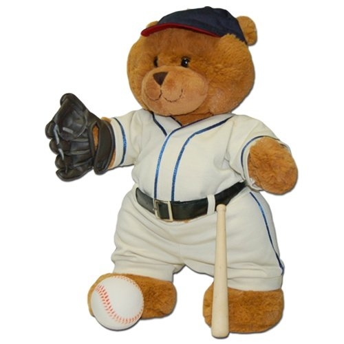 Baseball/Softball Bear 18