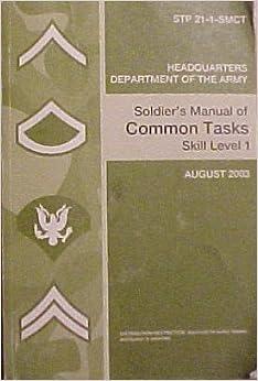 Amazon.com: Soldier Training Publication STP 21-1-SMCT ...