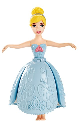 Disney Princess Little Kingdom Petal Float Princess Cinderella Doll - 1