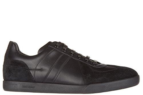 dior-chaussures-baskets-sneakers-homme-en-daim-noir-eu-405-3sn001vcr