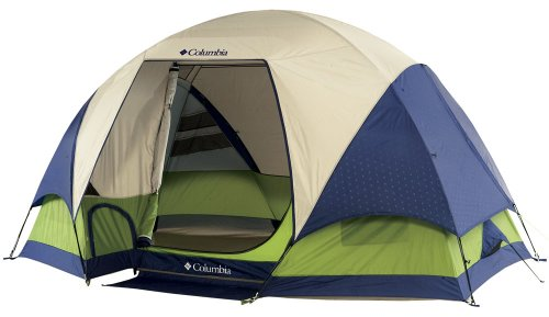 Columbia Bugaboo II 12-Foot-by-9-Foot 4-Pole 5-Person Dome Tent