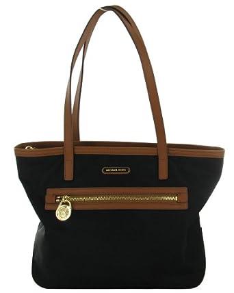 Michael Kors Kempton Small Women's Handbag 2013 Style 30T2GKPT1C Tote Purse Black