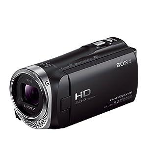 Sony HDR-CX330 HD Flash Camcorder (Full HD, 9,2 Megapixel, Sony G-Optik mit 30 fach Zoom, optischer SteadyShot Bildstabilisator, BIONZ X Bildprozessor) schwarz