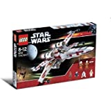 "LEGO STAR WARS 6212 - X-Wing Fighter mit 6 Minifiguren, 437 Teilevon ""LEGO"""