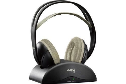 Casque AKG K912E - Transmission radio