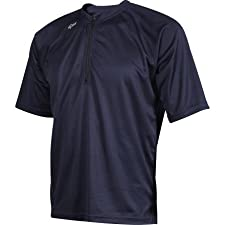Fox Men's Baseline Short Sleeve Jersey XLarge Navy