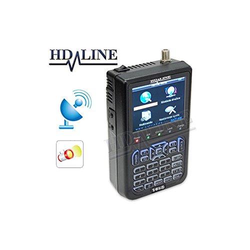HD-Line Satfinder Pointeur satellite