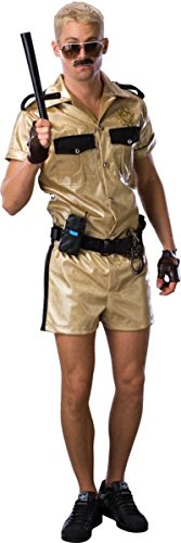 Morris Costumes Men's RENO 911 LT DANGLE DELUXE ADULT Costume